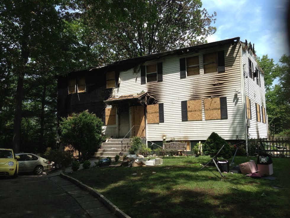 glen cove fire damage