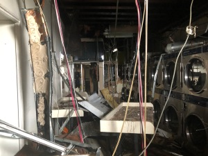 Fire damage to a commercial location in Long Island New York